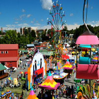 Uttarayani Fair Places to See